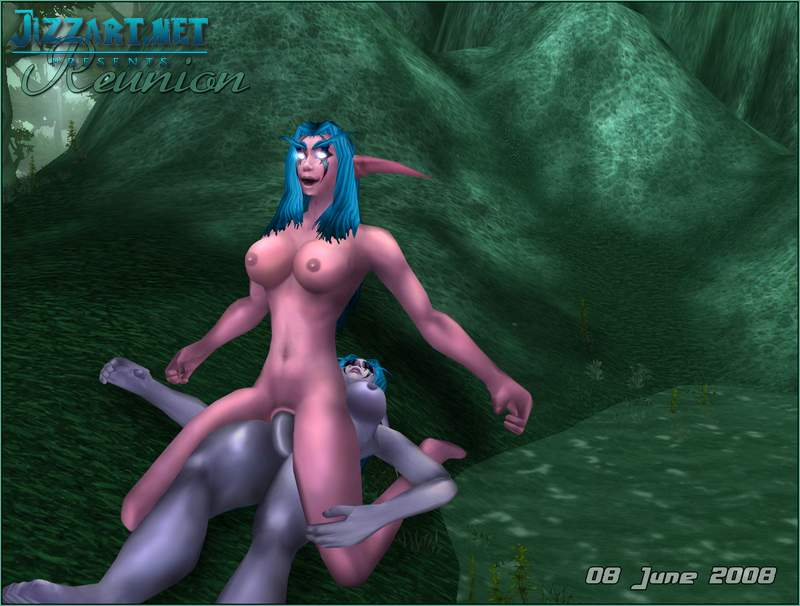 WoW porn World of Warcraft