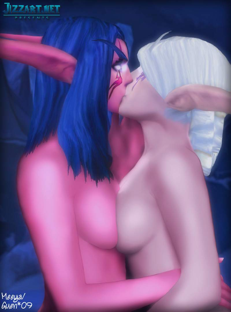 adult hentai elf action video