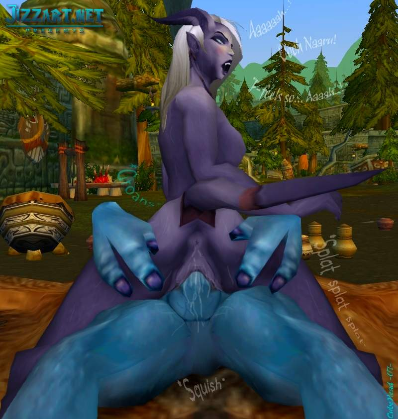 World Warcraft nude pictures