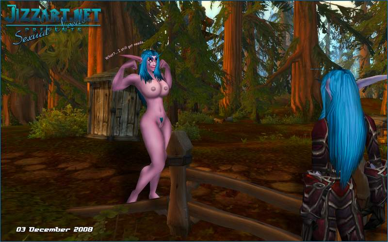 World of warcraft nude patch