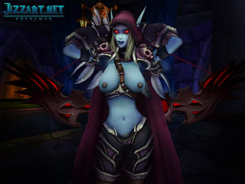 World of Warcraft nude mod pics
