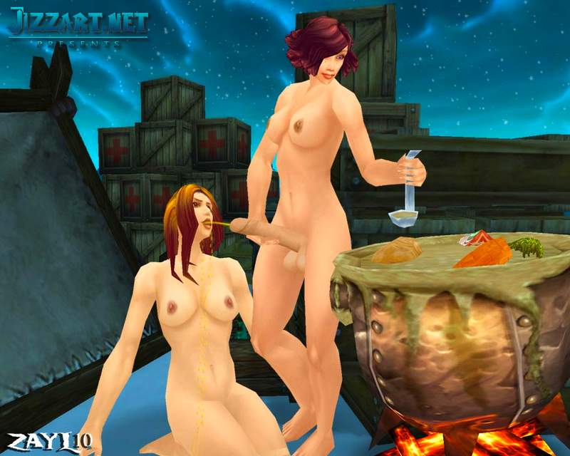 Nude patch video game