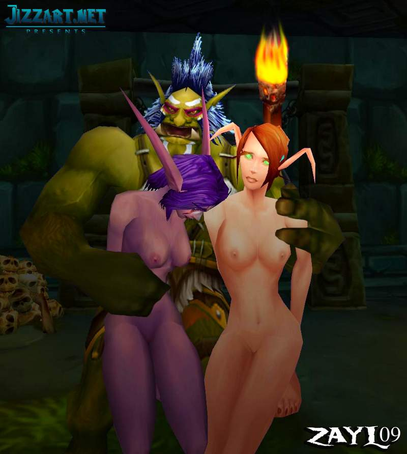 Warcraft 3 nude skins all ages