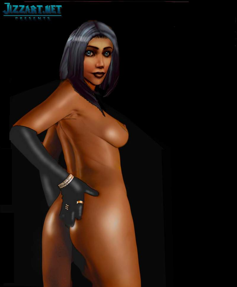 Nude pictures of lara croft