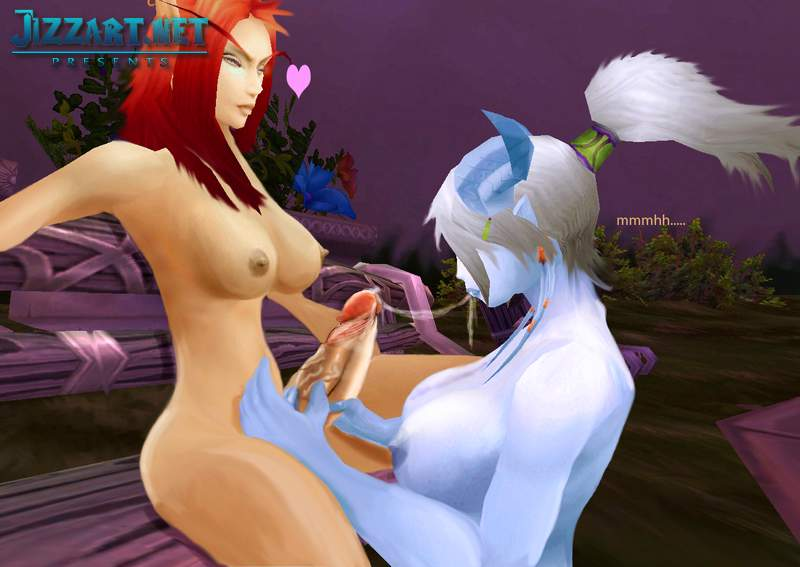 World of Warcraft death knight porn pics