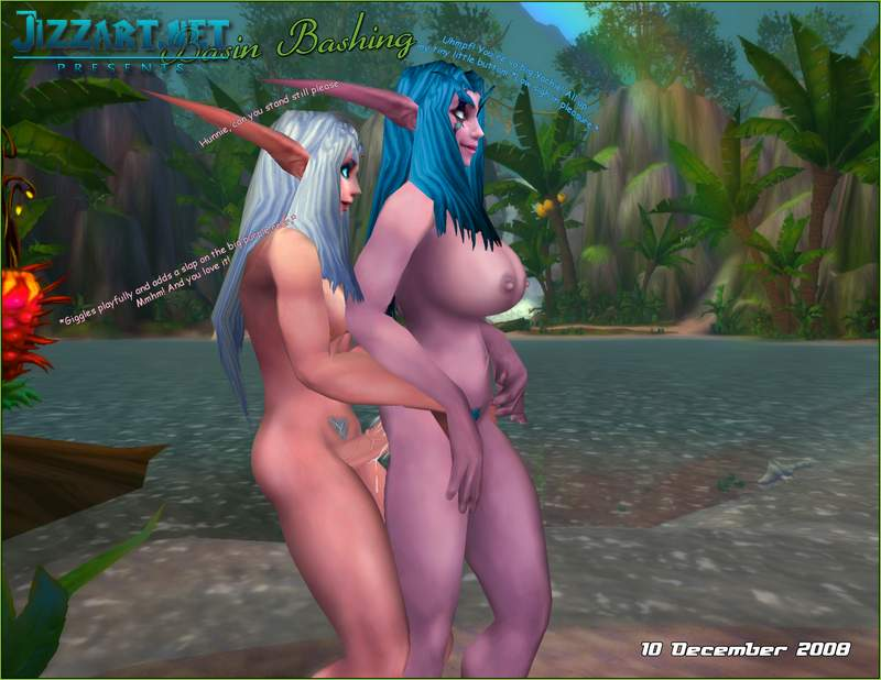 World of Warcraft girls sexy