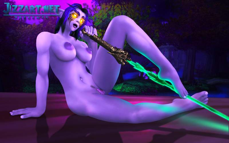 World of Warcraft hentai machinima