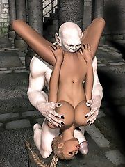 3d monster alien sex videos