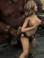 3d World of Warcraft porn 2 hack