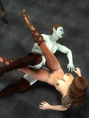 Pictures of hot elf lesbos sex