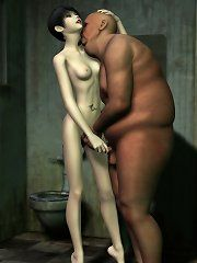 Demon lover fantasy art erotic