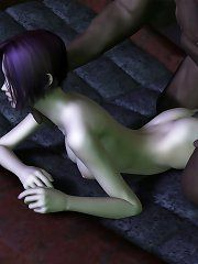 World Warcraft sex nude