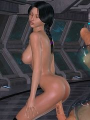 Second life female nude skins