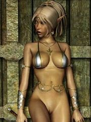 Have sex with an elven girl