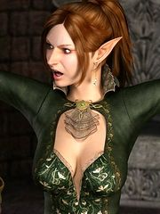World of Warcraft elf rouqe sex