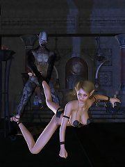Lara croft and aliens porn
