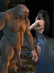 World of Warcraft lesbian having sex