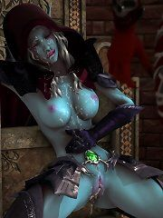 Sexy elves high definition