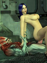 Mass effect miranda nude