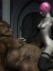 Creature toon sex