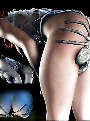 Mass effect nude patch