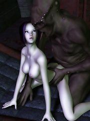 WoW goblin naked chick