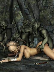 Sexy women elves