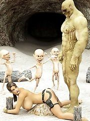 Orc female sex stoires